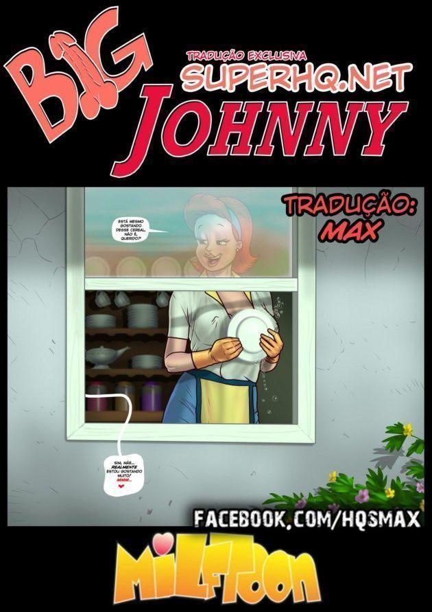 Big Johnny – Quadrinhos Eróticos
