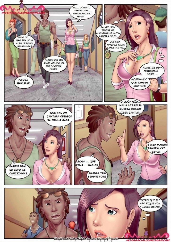 A Professora novata e o aluno rebelde