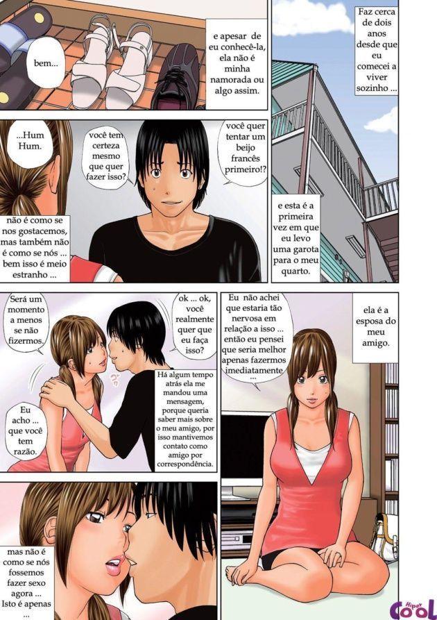 As consequências de um beijo