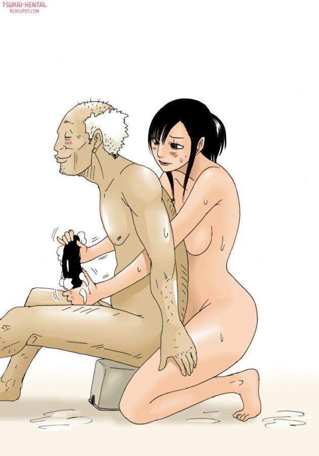 Traindo o marido com o sogro bem dotado