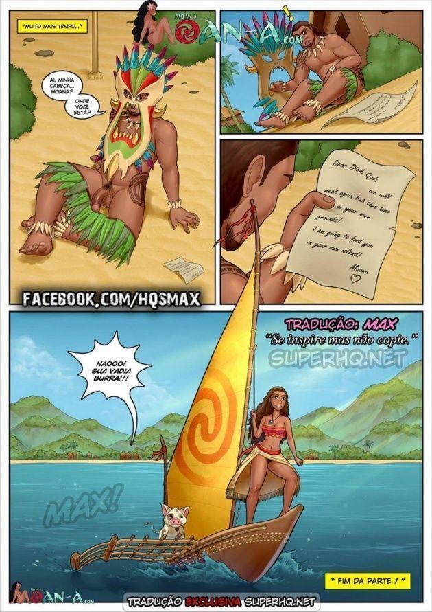 A ilha do gemido