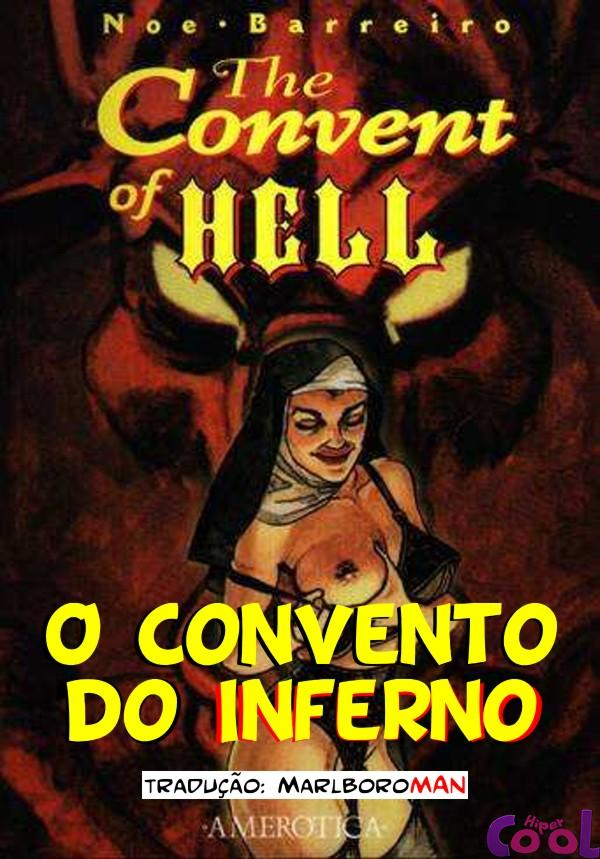 Freiras no convento do inferno