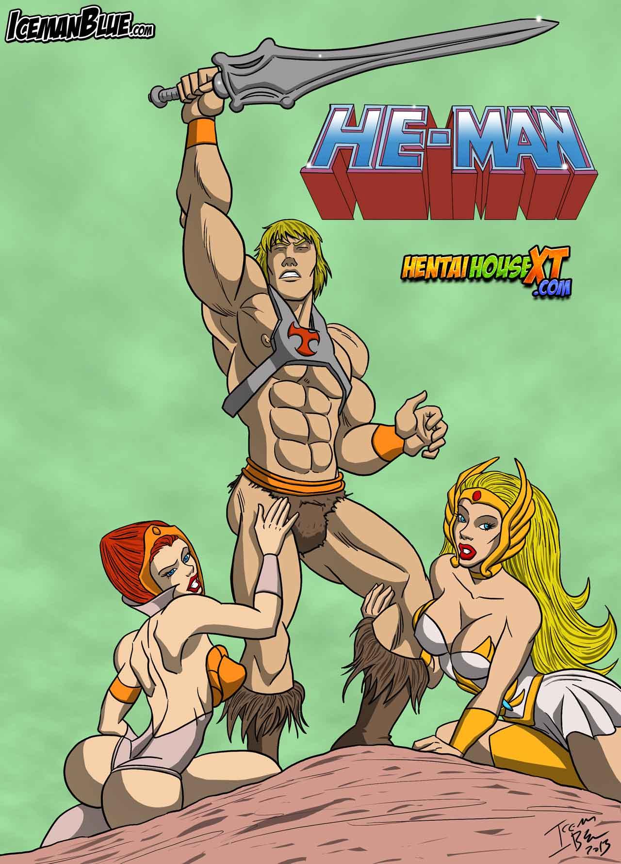 Hentai He-man