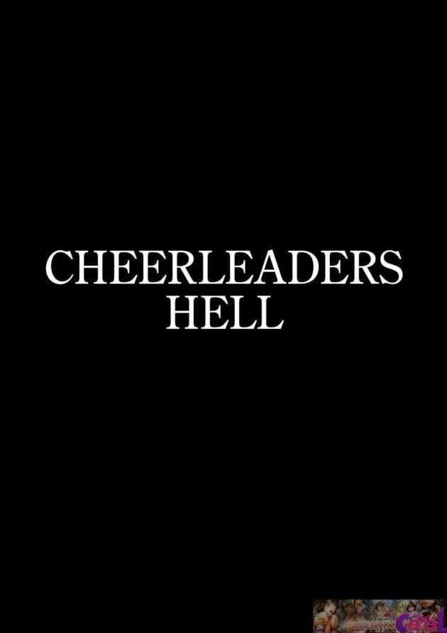 Líder de torcida vivendo um inferno