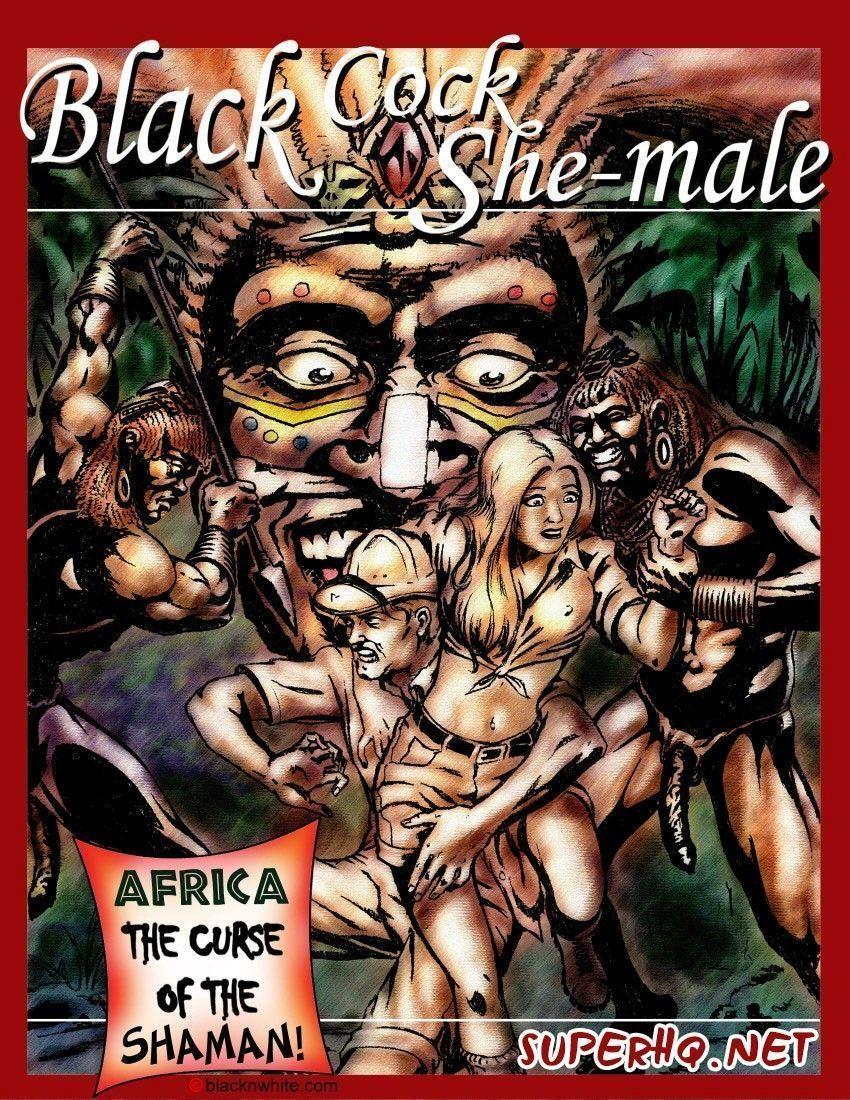 Putaria na Africa
