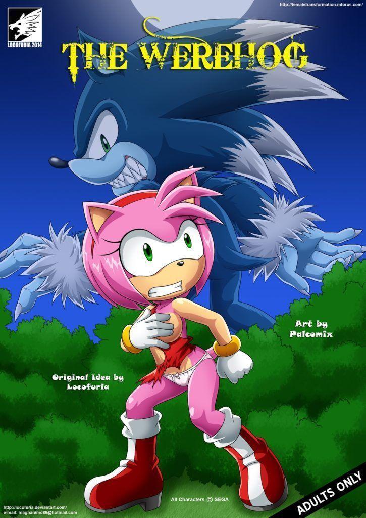 Sonic o monstro da putaria