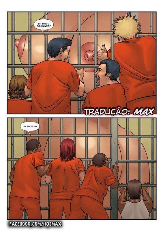 Strip na prisão