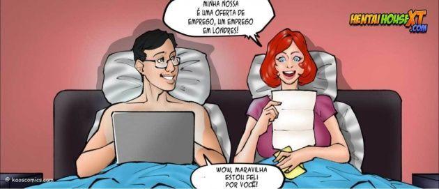Traindo o marido com negão da academia