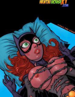 Batgirl's In Deep – Hentai Brasil