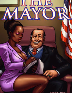 The Mayor – The Hentai Comics