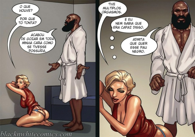 Art Class - Quadrinhos Eróticos