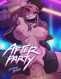 Curtindo depois da festa