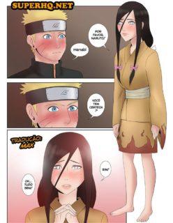Naruto Hanabi Hyuga