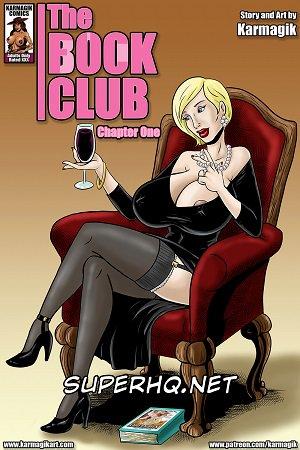 Hentai The Book Club 1