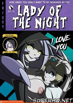 Hentai Lady of the Night