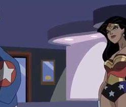 Capitão América x Mulher Maravilha