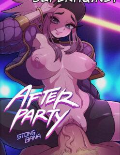 Orgia depois da festa