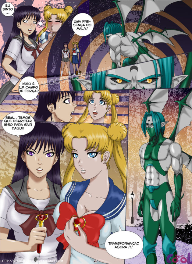Sailor Moon: Tentação Noturna
