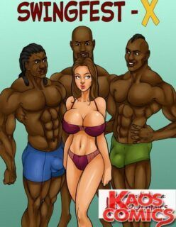 SwingFest – Trocando o marido – Interracial