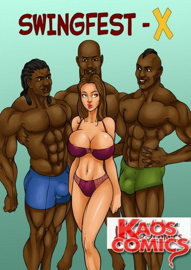 SwingFest - Trocando o marido - Interracial