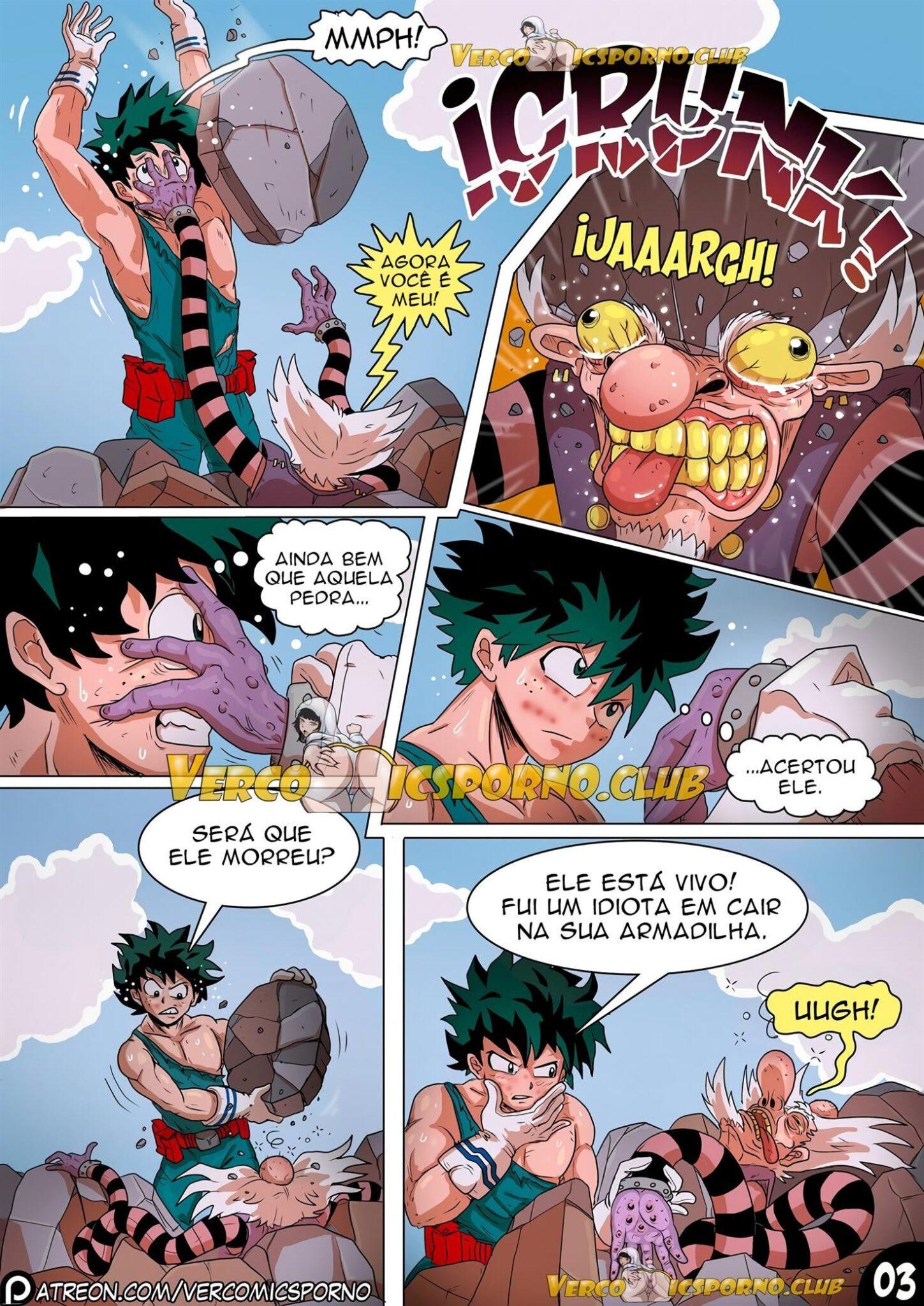 Boku No Hero – Magnetismo Animal