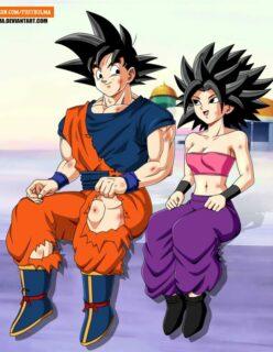 Dragon Ball: Sayiajin Love