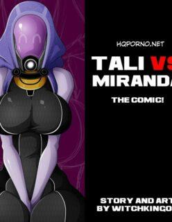 Tali vs. Miranda