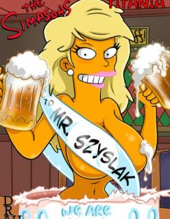 Os Simpsons: Titânia